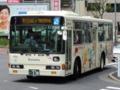 神奈川中央交通や64 三菱KL-MP35JM「町92系統」(三塚~熊野神社前)