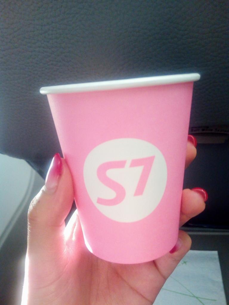 S7-ロシア国内線_カップ