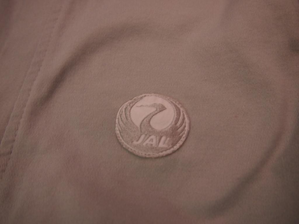 JAL-ビジネスクラス-フランクフルト-カーディガン