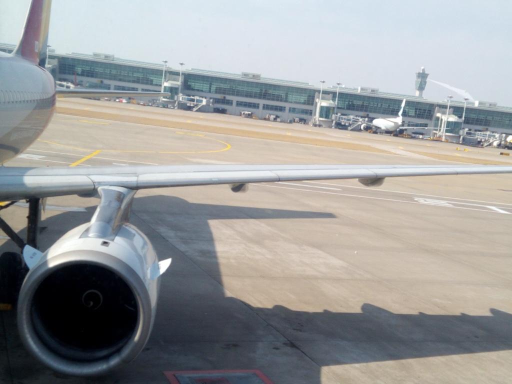 アシアナ航空-ビジネスクラス-アシアナ航空