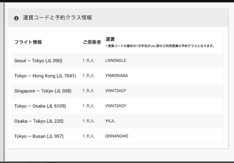 JAL-海外発券方法-ダブルオープンジョー