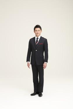JAL-制服-男性