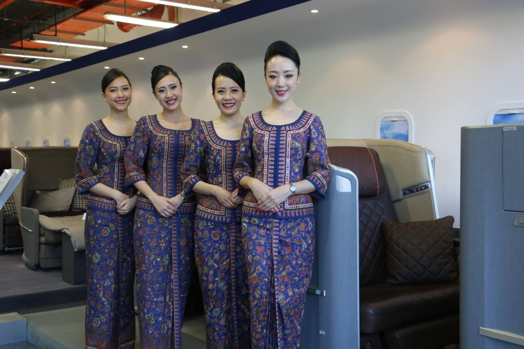 シンガポール航空-制服