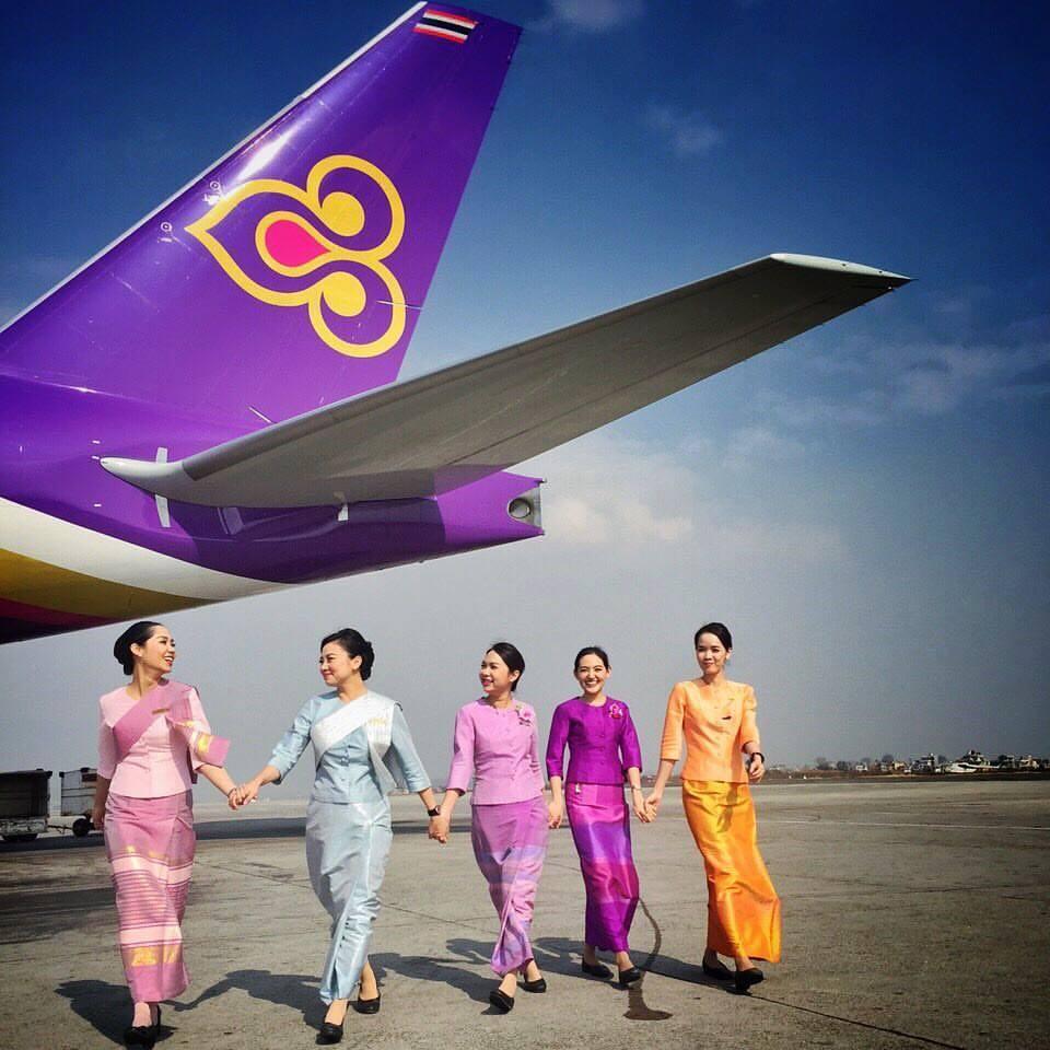 タイ国際航空-制服