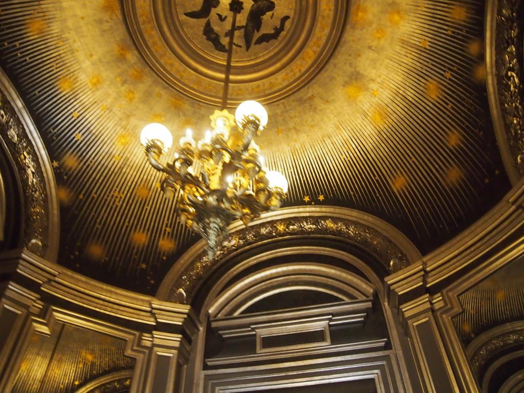 パリ-オペラ座-サロン