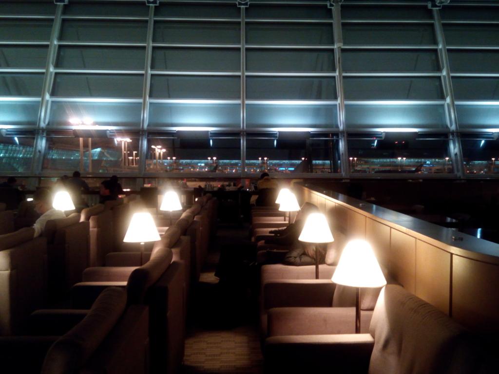 アシアナ航空-仁川-ラウンジ-全体