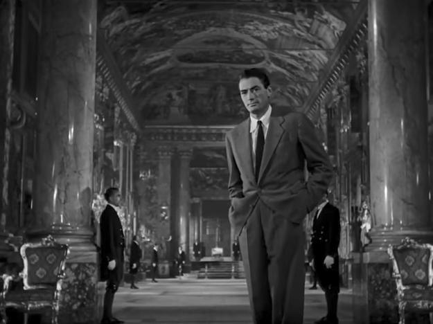 ローマの休日-コロンナ宮殿