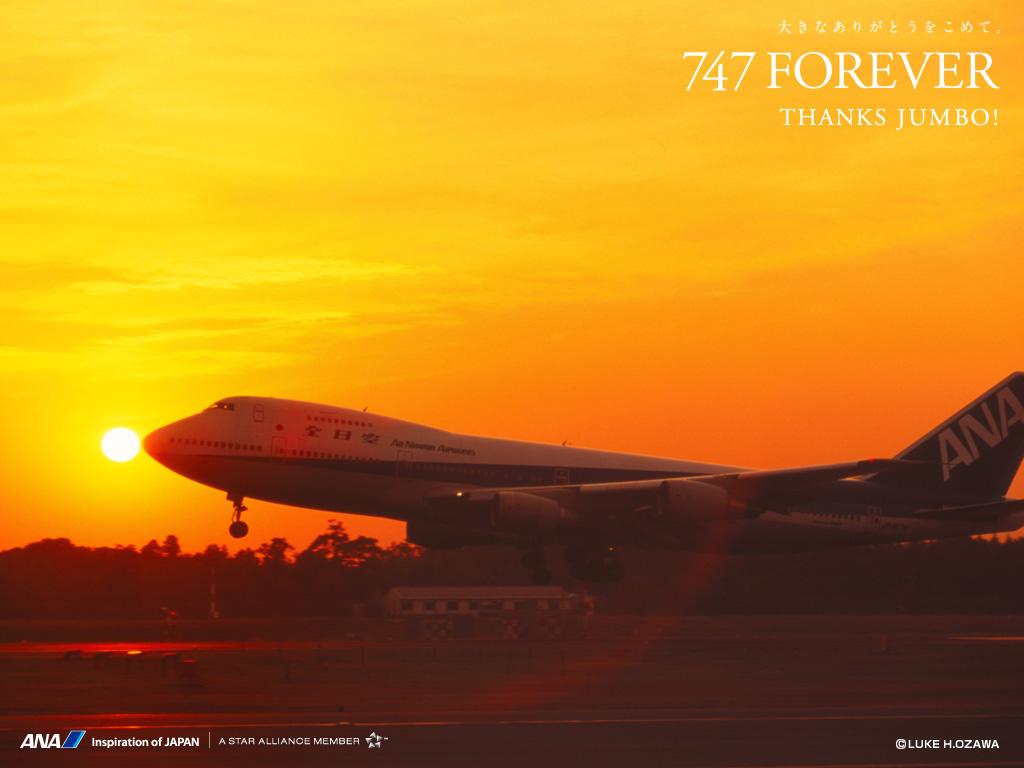 ANA-B747-400