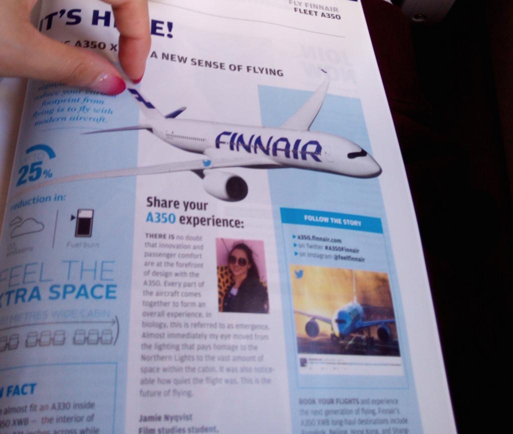 フィンエアー-A350