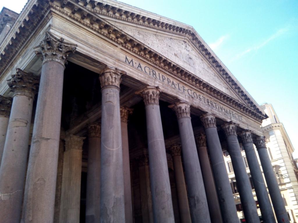 ローマ-パンテオン