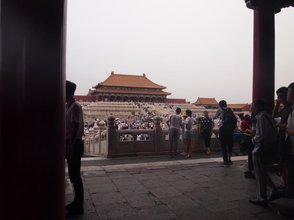 北京-故宮博物院-太和殿