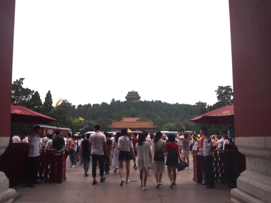 北京-故宮博物院-神武門
