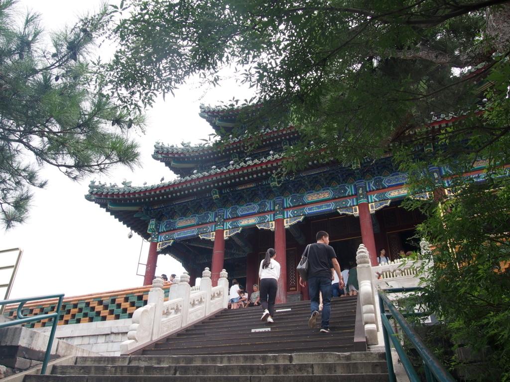 北京_景山公園_万春亭