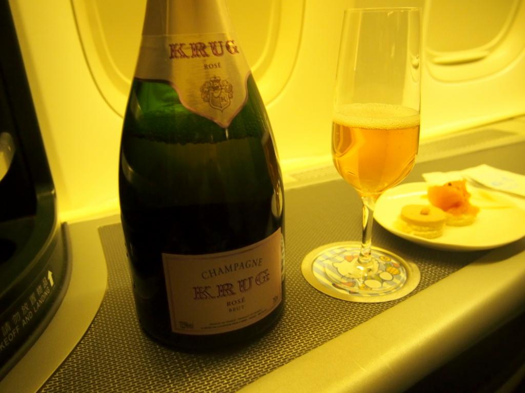 エバー航空-ビジネスクラス-krug
