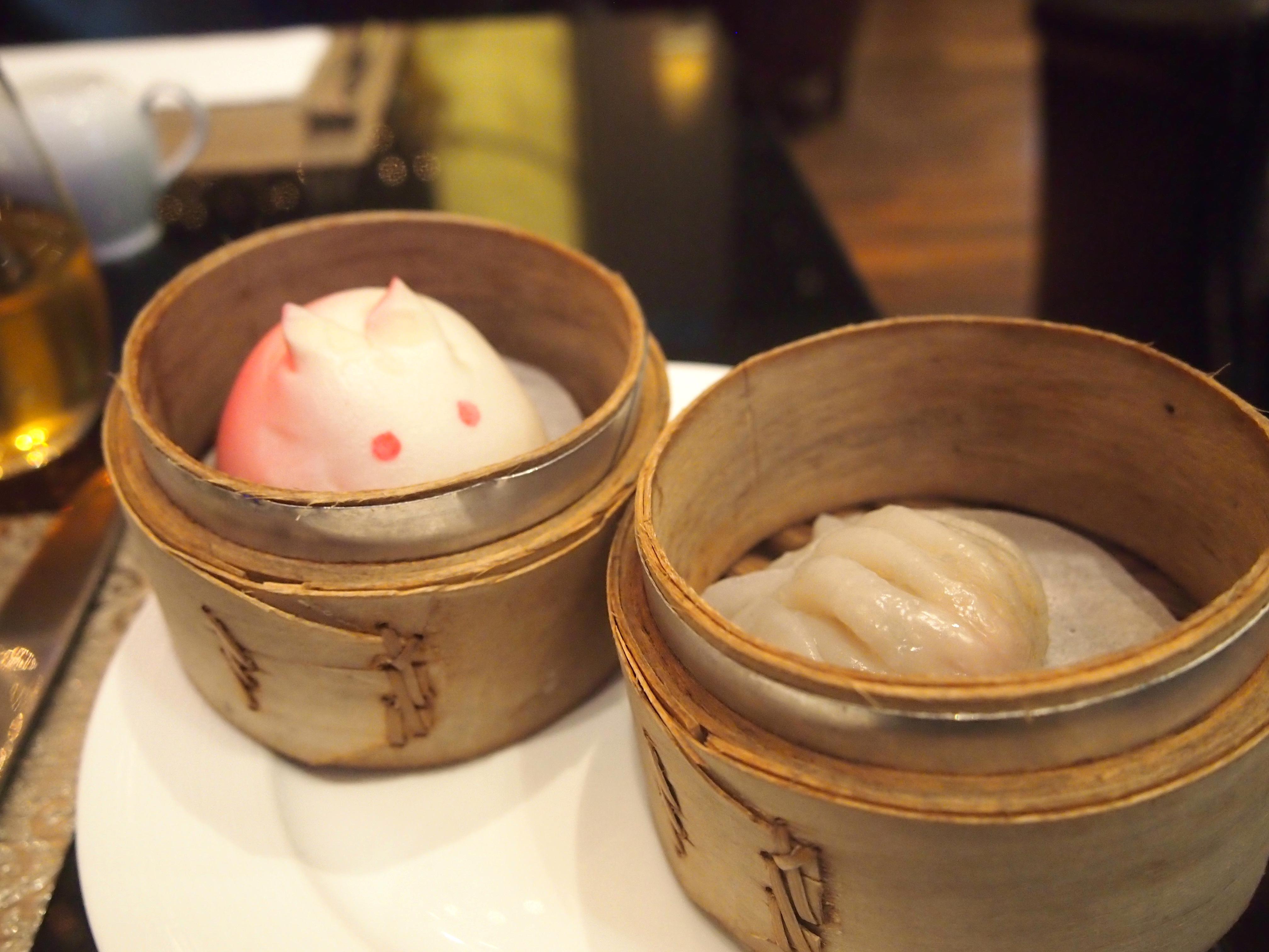 台北-Hotel Eclat-朝食-点心