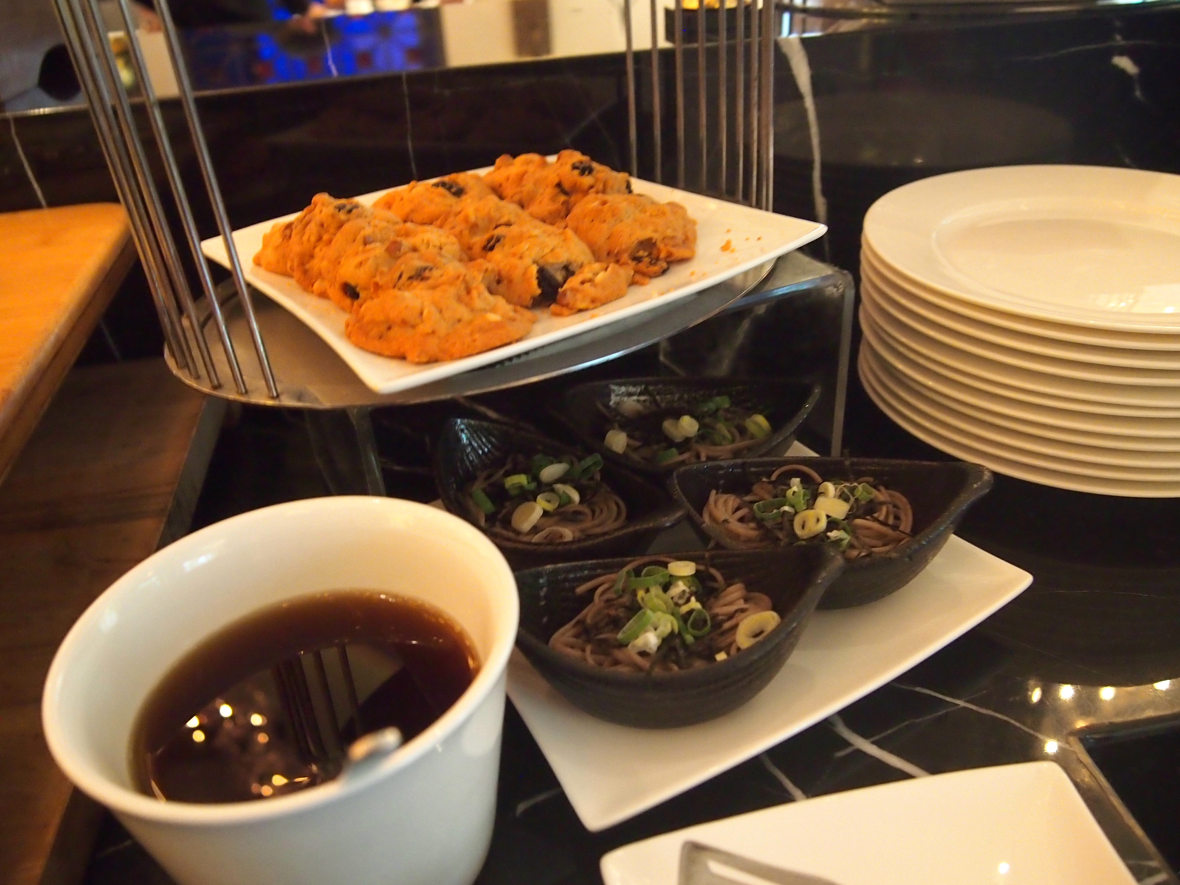 台北-Hotel Eclat-朝食-あまいもの