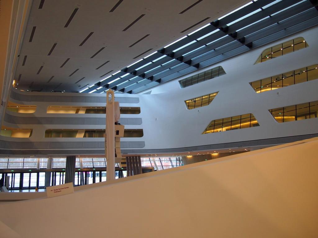 ウィーン経済大学_図書館