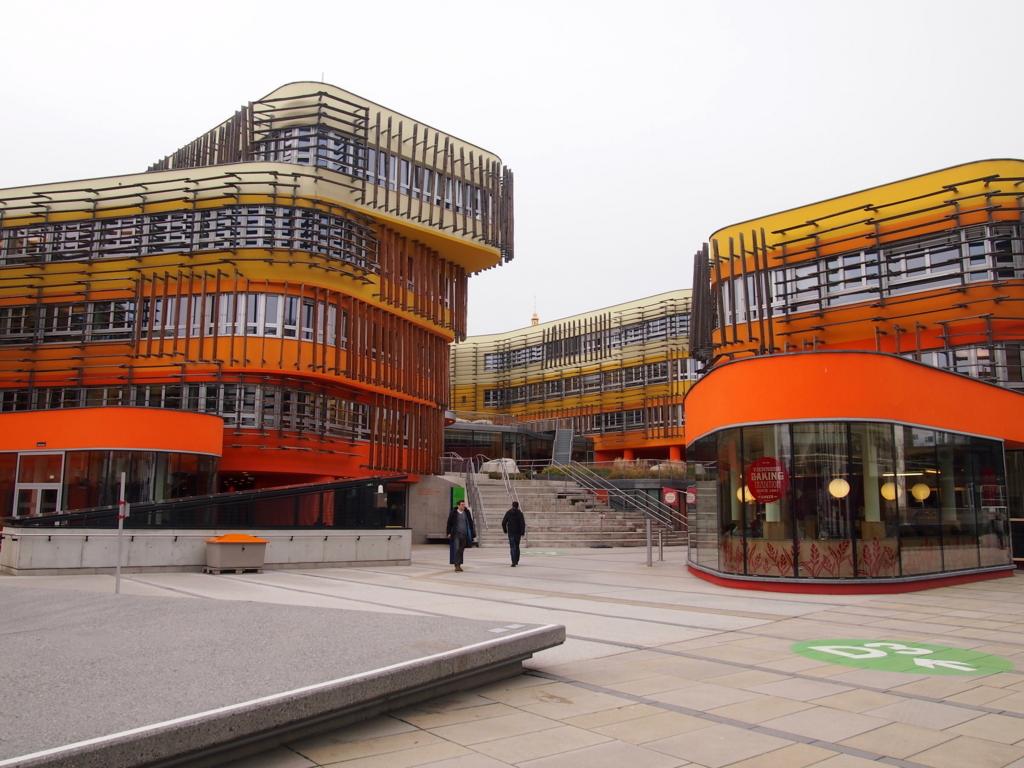 ウィーン経済大学_CRABスタジオ設計