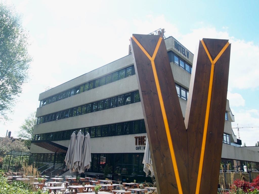 アムステルダム_ホテル V フィゾーストラート