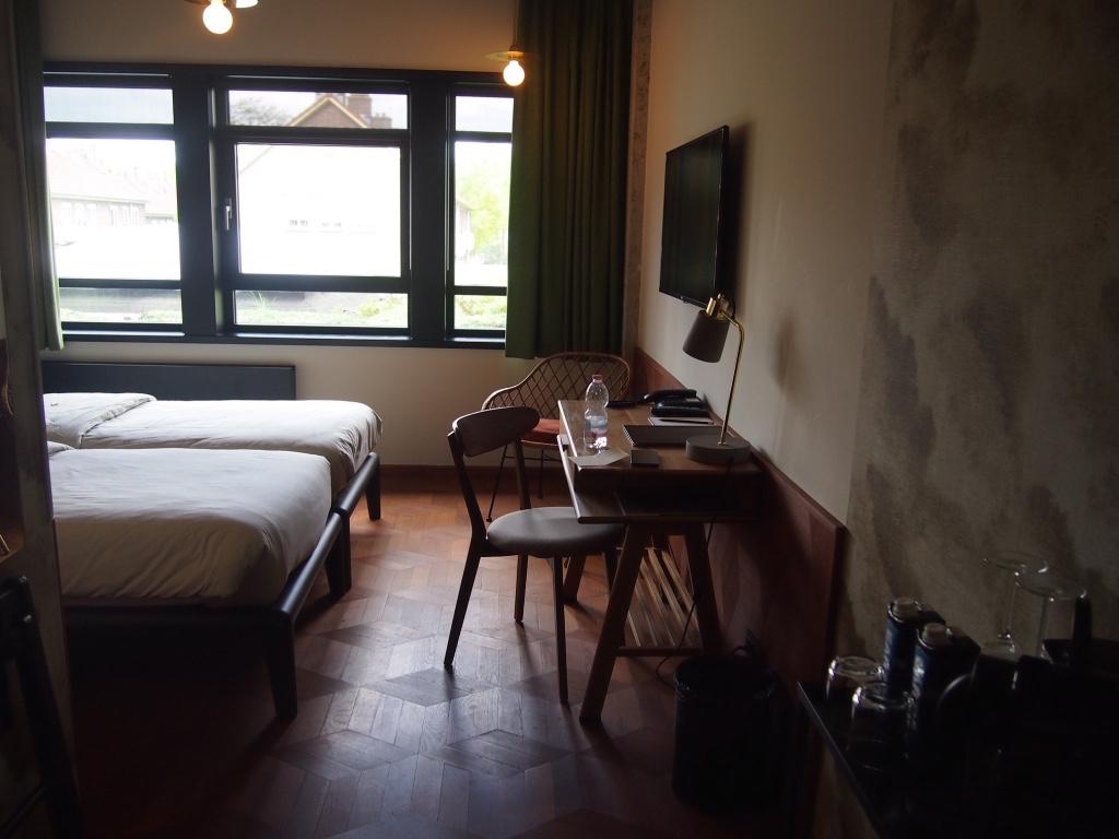 アムステルダム_ホテル V フィゾーストラート_部屋