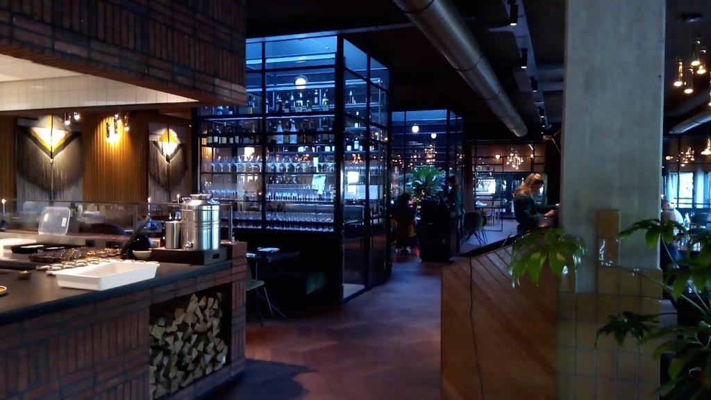 アムステルダム_ホテル V フィゾーストラート_LOBBY