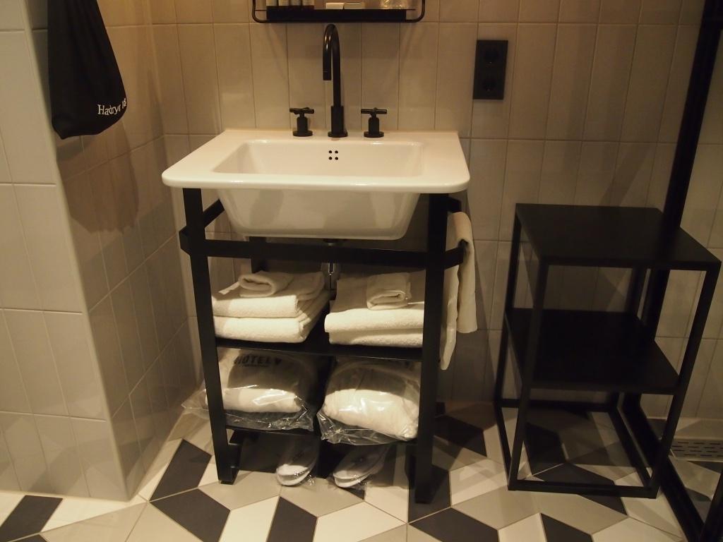 アムステルダム_ホテル V フィゾーストラート_ウェットエリア