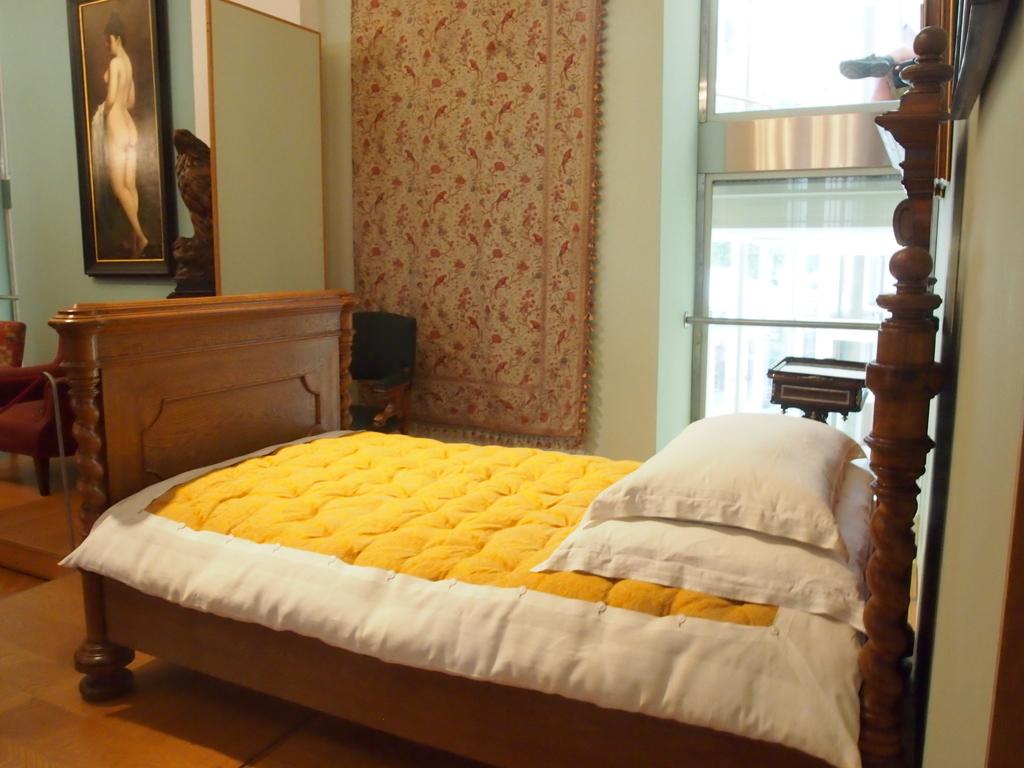 ウィーン-宮廷家具博物館-ベッド