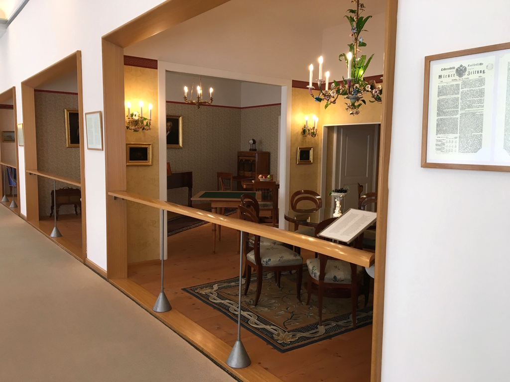 ウィーン-宮廷家具博物館