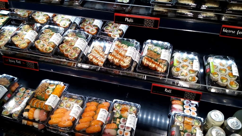 アムステルダム-スーパー-寿司