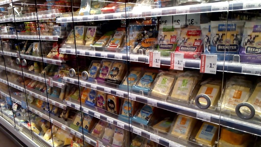 アムステルダム-スーパー-チーズ