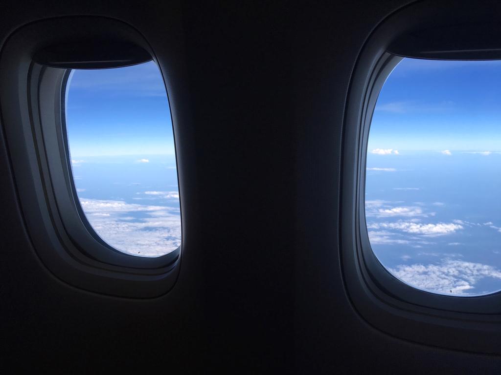 オーストリア航空-ビジネスクラス