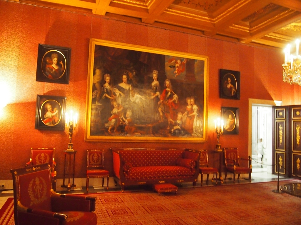 アムステルダム-王宮-絵画