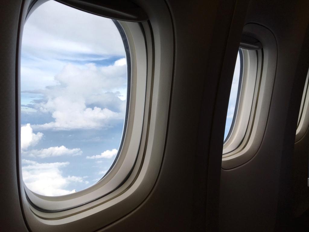 タイ国際航空-ビジネスクラス