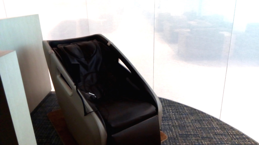 大韓航空KAL lounge-リラクゼーションルーム