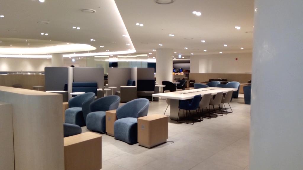 大韓航空KAL lounge