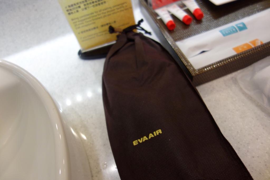 エバー航空-台北-シャワールーム