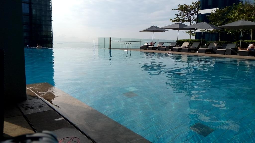 ウェスティン シンガポール -プール