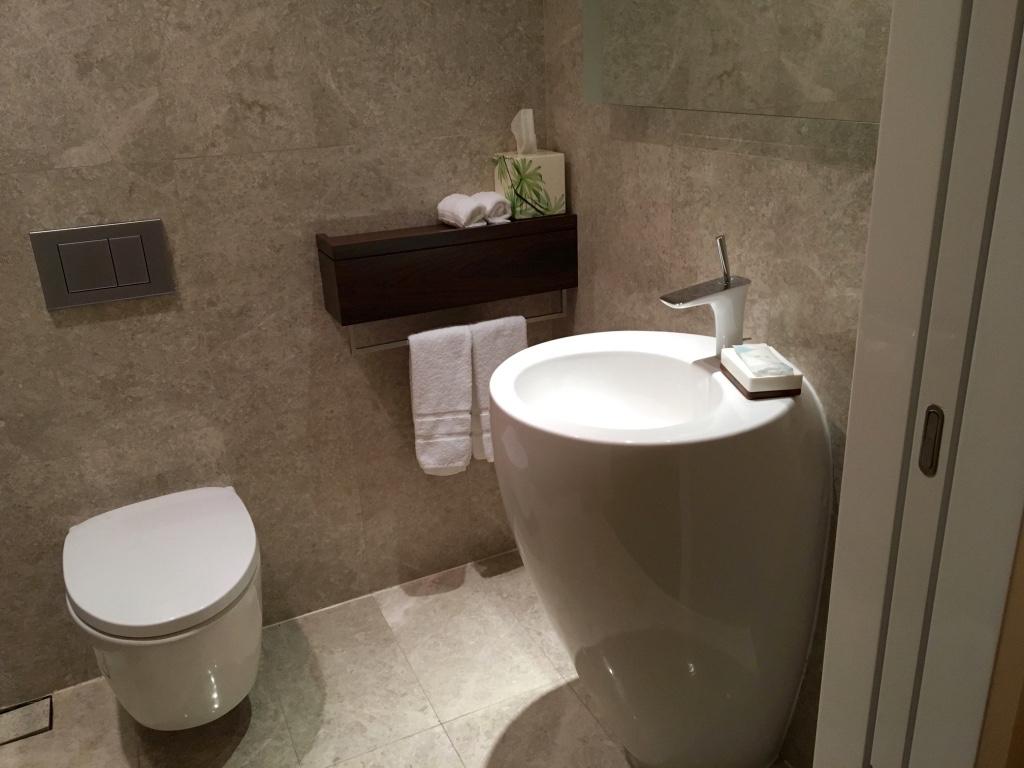 ウェスティン シンガポール -トイレ