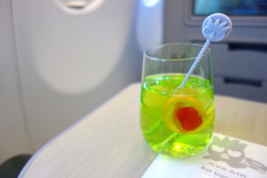 エバー航空-ビジネスクラス-シグネチャードリンク
