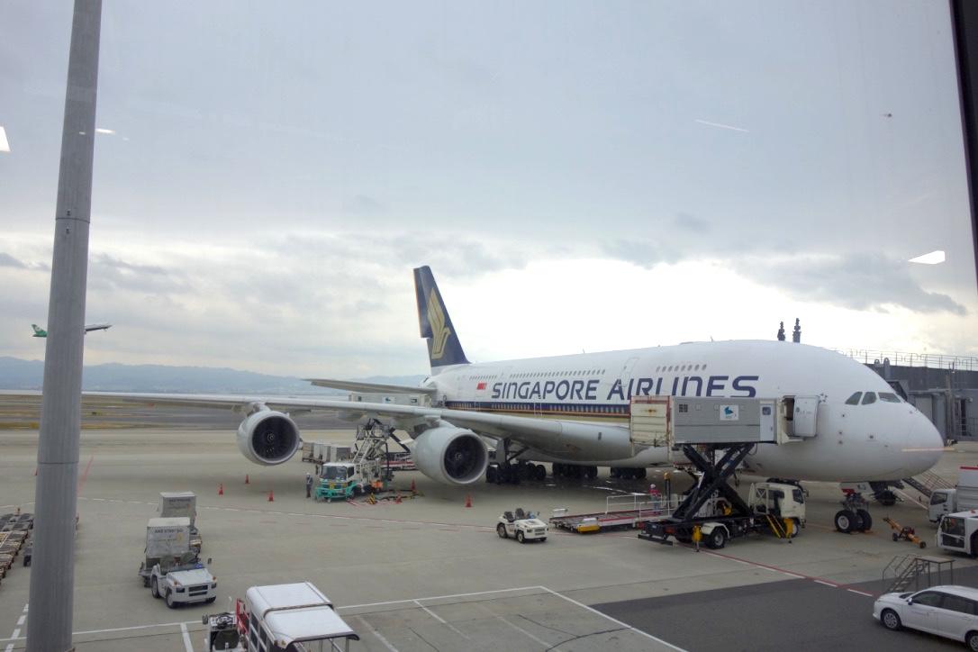 シンガポール航空-A380