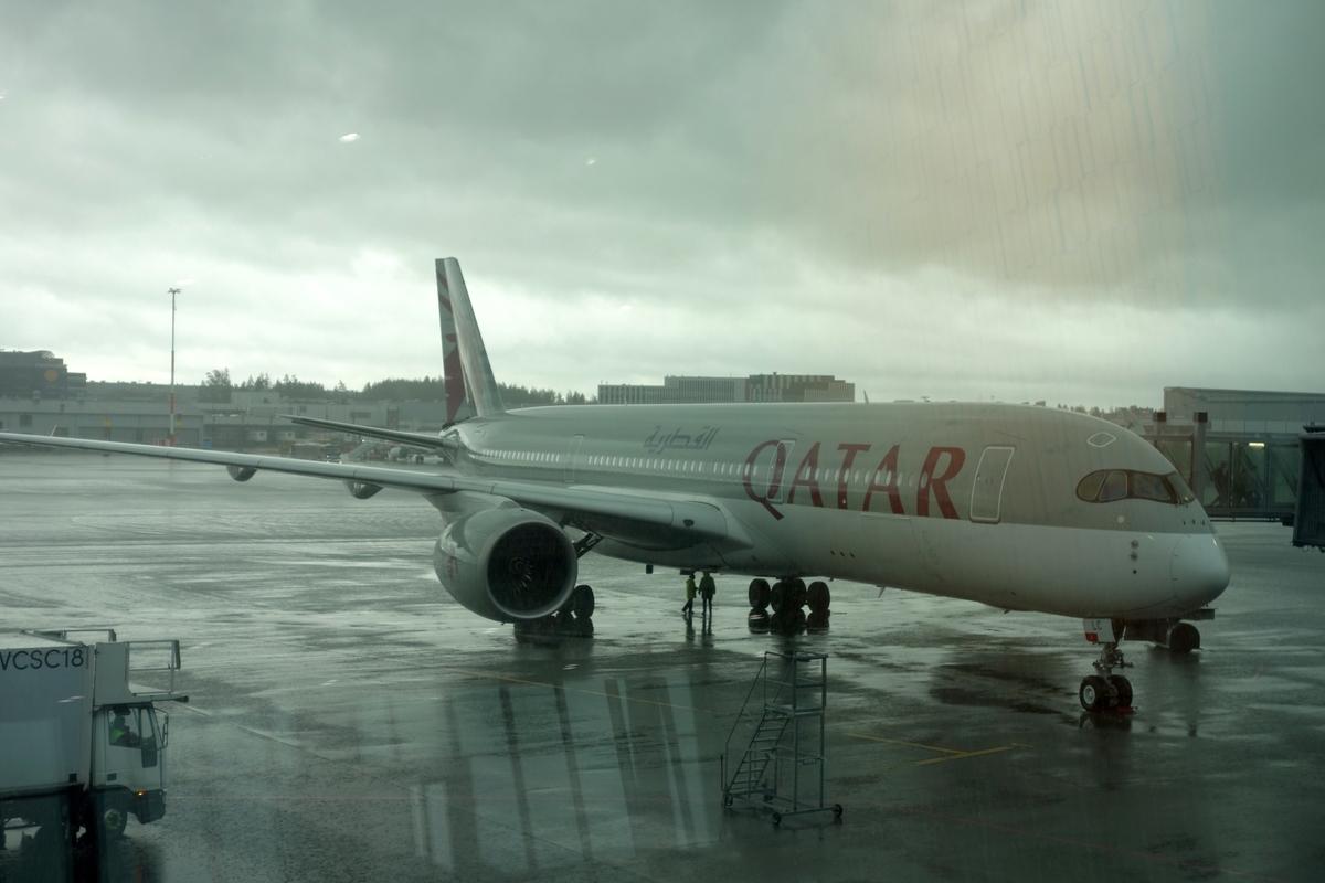 カタール航空-A350