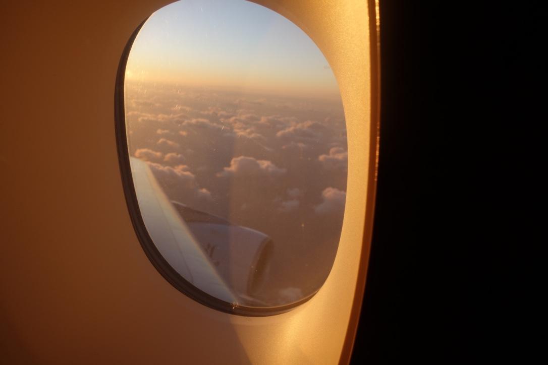 エミレーツ航空_ビジネスクラス