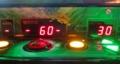 もう越えられそうにない最高連チャン。6球なので200倍行かず。