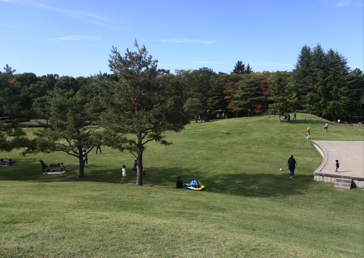 八幡原公園