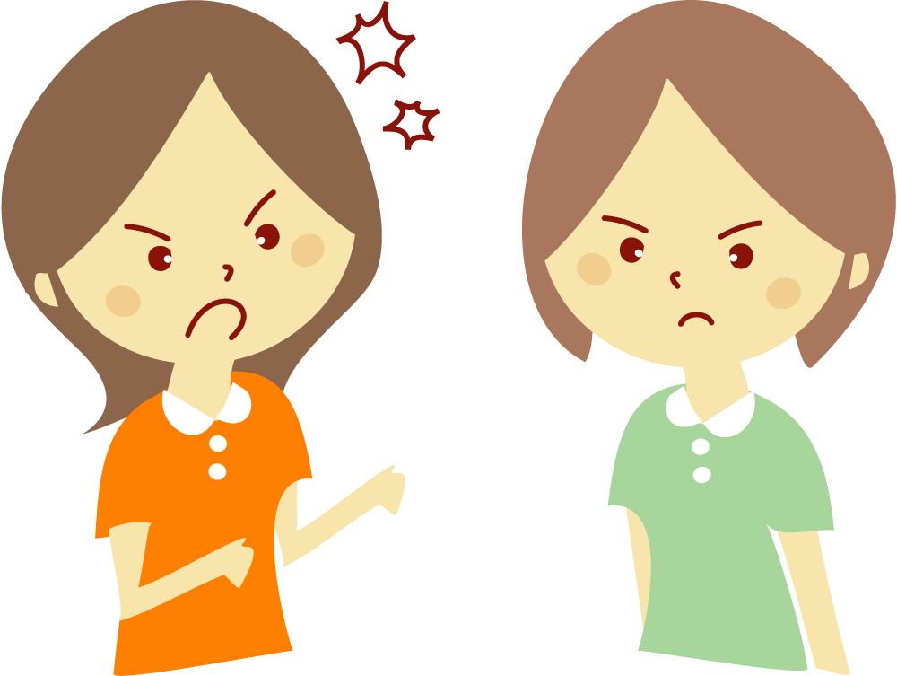 職場で感じる人間関係のストレス