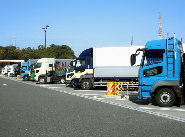 トラックドライバーに転職