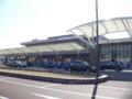新居浜駅(左側にウィリーウィンキー在り)