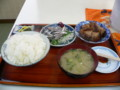 宇和島_市場食堂での朝食