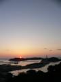ゆうひパーク浜田からの夕景_3