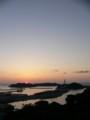 ゆうひパーク浜田からの夕景_4